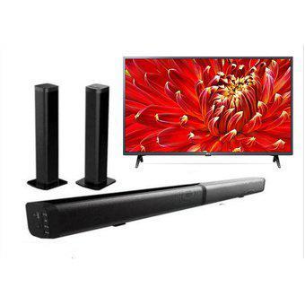 Super Combo Tv LG 43'' 43lm6300pdb + BARRA DE SONIDO CMS