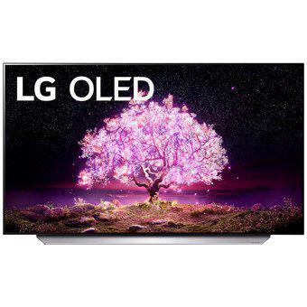 "TV Gamer LG 48"" 4K UHD HDR OLED Smart TV Alpha 9 OLED48C1PSA"
