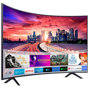 Televisor 55 Pulgadas Curvo Crystal UHD 4K 55TU8300