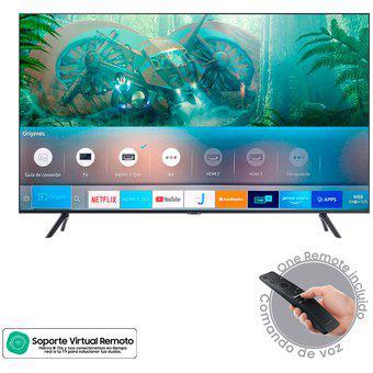 Televisor samsung 50 pulgadas led 4k ultra hd smart tv
