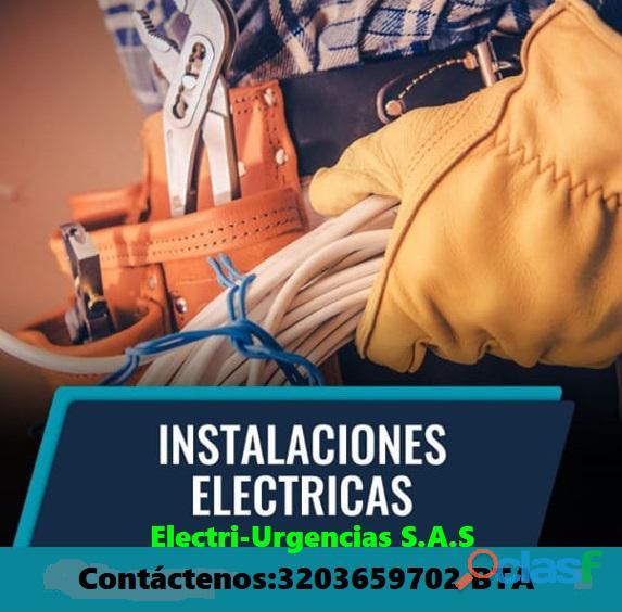 Electricista,Centro,santa teresita, san Luis, El nogal,Belalcazar,El virrey, pablo VI, 7 de Agosto