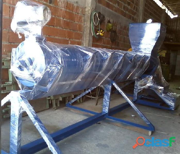 Fabricación de Maquinaria para Reciclaje de Llantas Usadas y Plásticos. 2