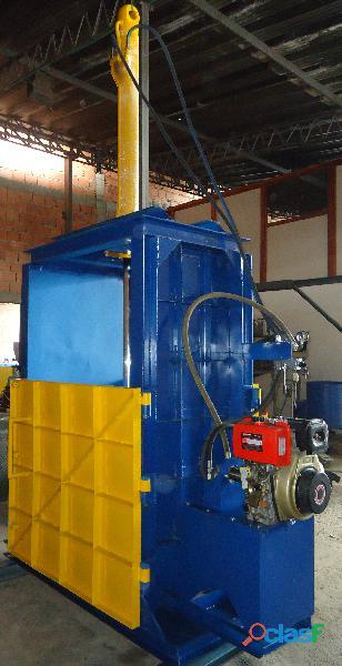Fabricación de Maquinaria para Reciclaje de Llantas Usadas y Plásticos. 10