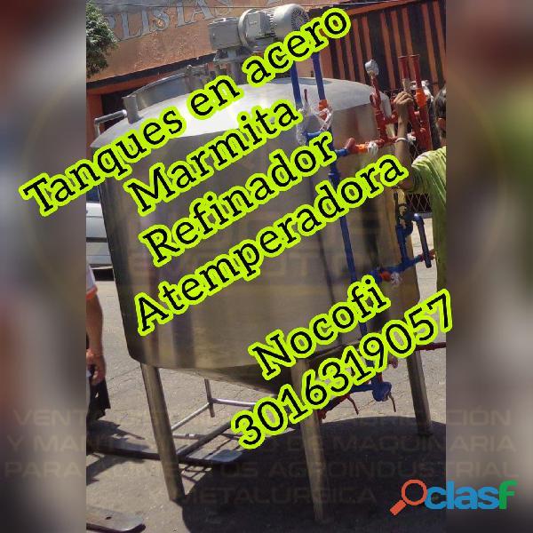 MARMITA DESCASCARILLADORA Y TOSTADORA DE CACAO