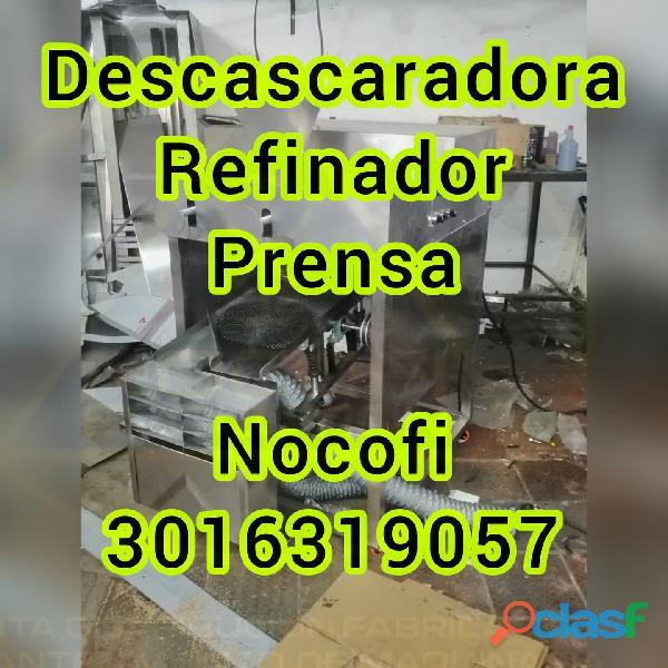 PARTIDORA DE CACAO Y SELECCIONADORA DE CACAO EN SANTANDER COLOMBIA