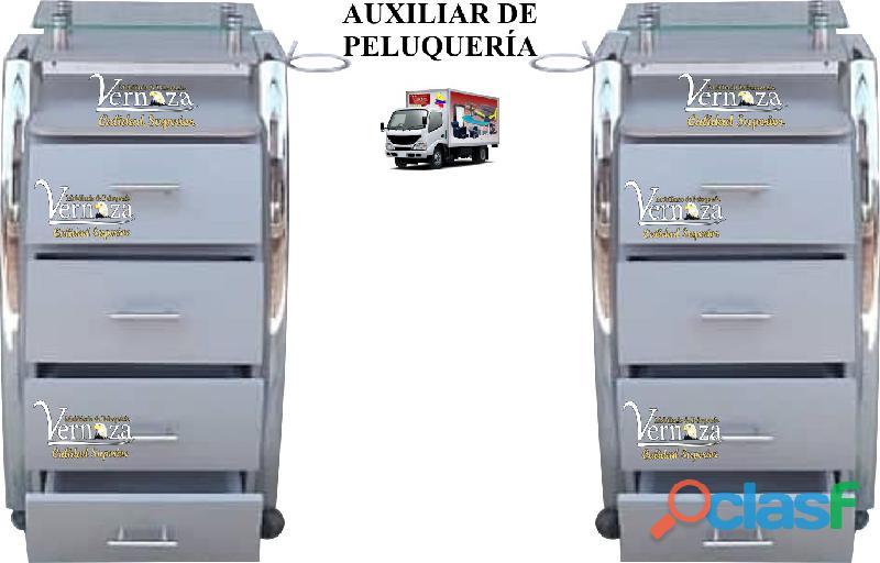 405 AUXILAR DE PELUQUERIA, SALA DE ESPERA, ESMALTERO, ESMALTERO, SILLA DE MANICURE, TOCADOR. DE CALI