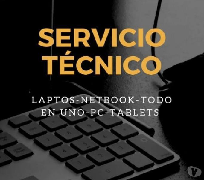 Servicio técnico de computadoras