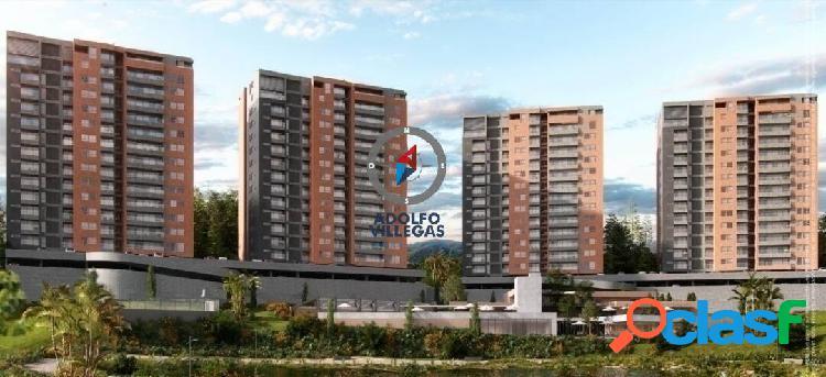 Proyecto de apartamentos sector ojo de agua rionegro, antioquia 3149