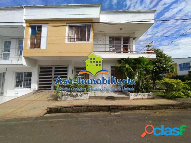 Vendemos casa- barrio parque de la amazonia