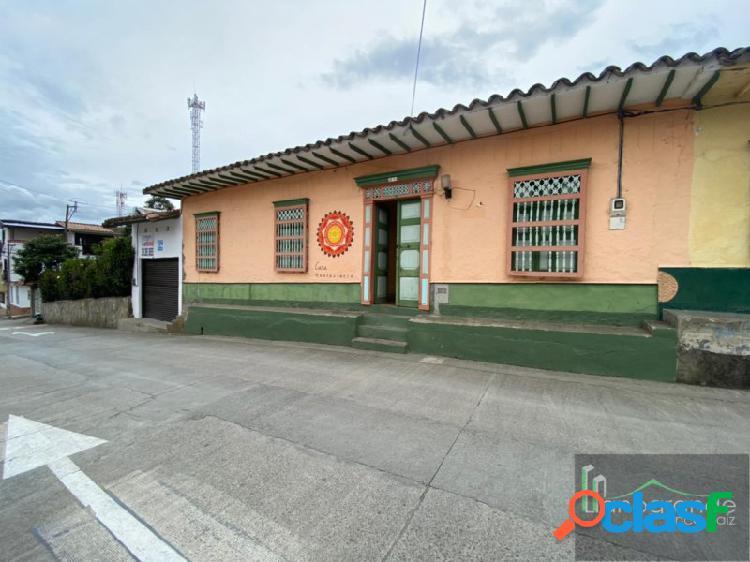 Casa en El Retiro, casa lote urbano 1