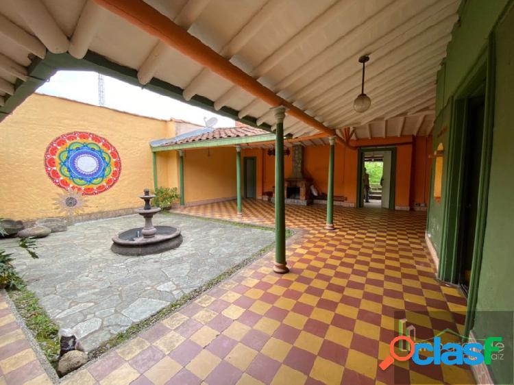 Casa en El Retiro, casa lote urbano 3