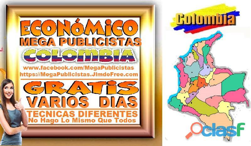 ⭐ GRATIS, Mega Publicistas TUNJA, Super Publicista, Ultra Agencia Publicidad, Marketing, Mercadeo, P