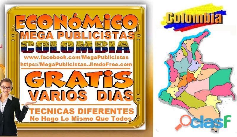 ⭐ GRATIS, Mega Publicistas TUNJA, Super Publicista, Ultra Agencia Publicidad, Marketing, Mercadeo, P 1