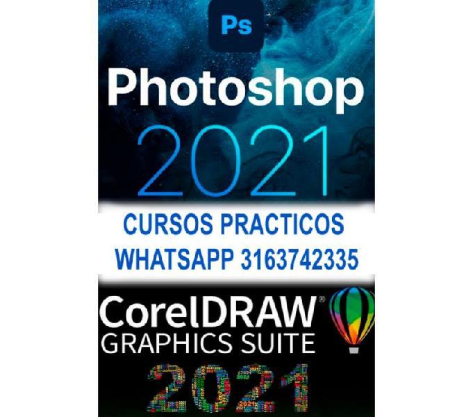 Cursos corel - photoshop