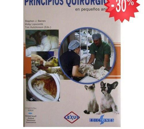 Manual de principios quirúrgicos en pequeños animales