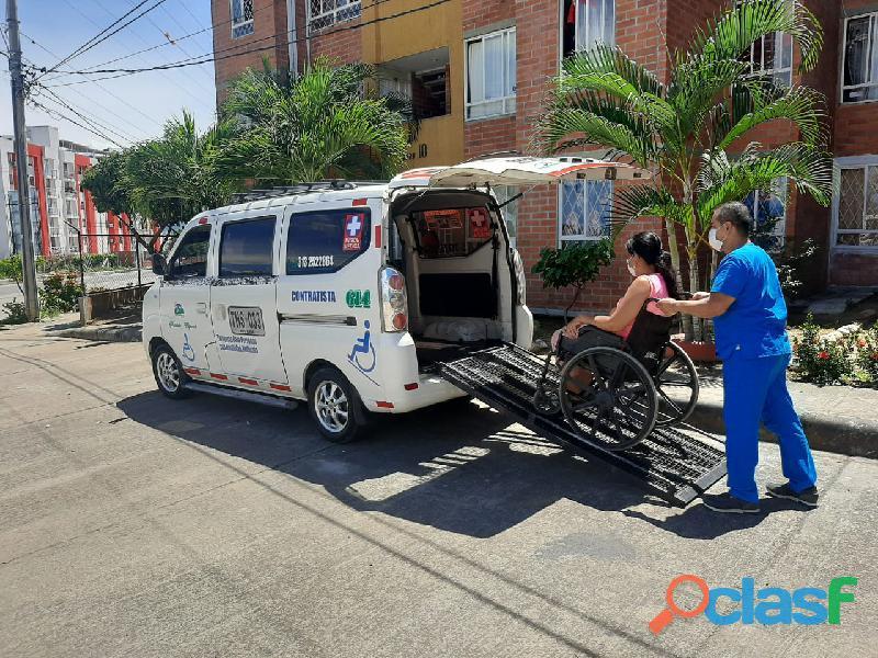Transporte para Personas con Movilidad Reducida