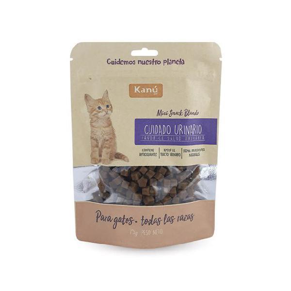 Galletas kanu control urinario para gato 75 gr