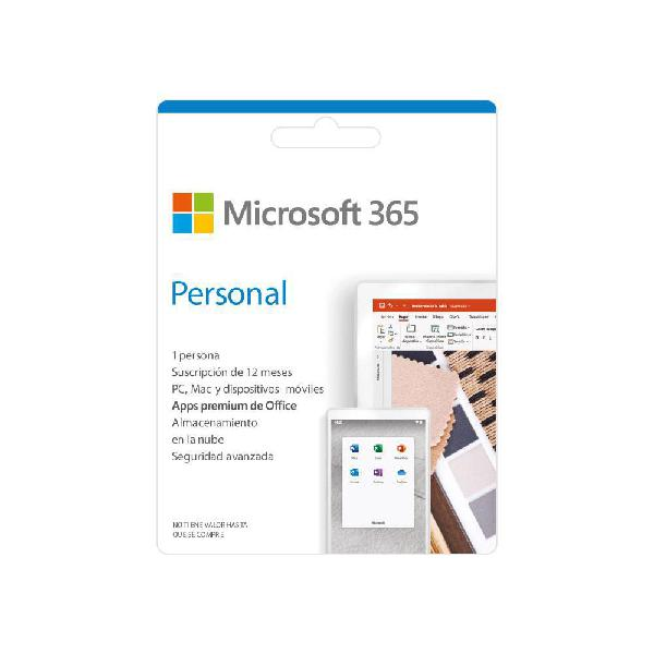 Microsoft office 365 personal 2020 - compra online en