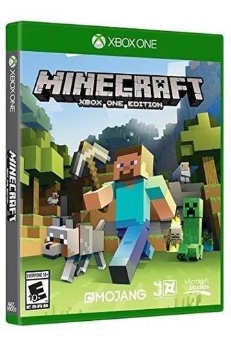 Minecraft xbox one nuevo