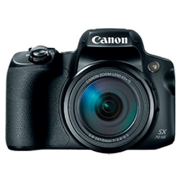 Cámara fotográfica canon powershot sx70 hs negro