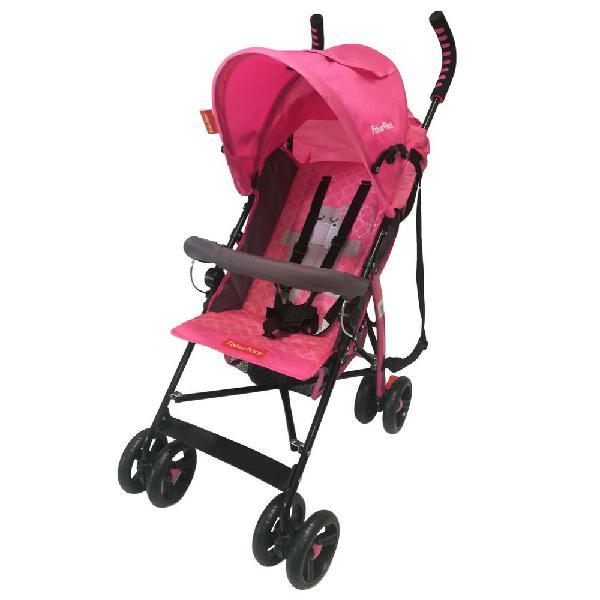 Coche paseador bebé fisher price mica rs - compra online en