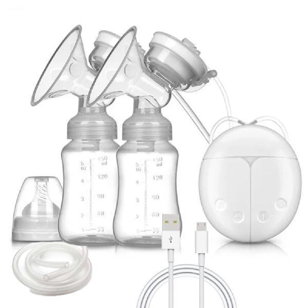 Extractor de leche materna electrico doble automatic