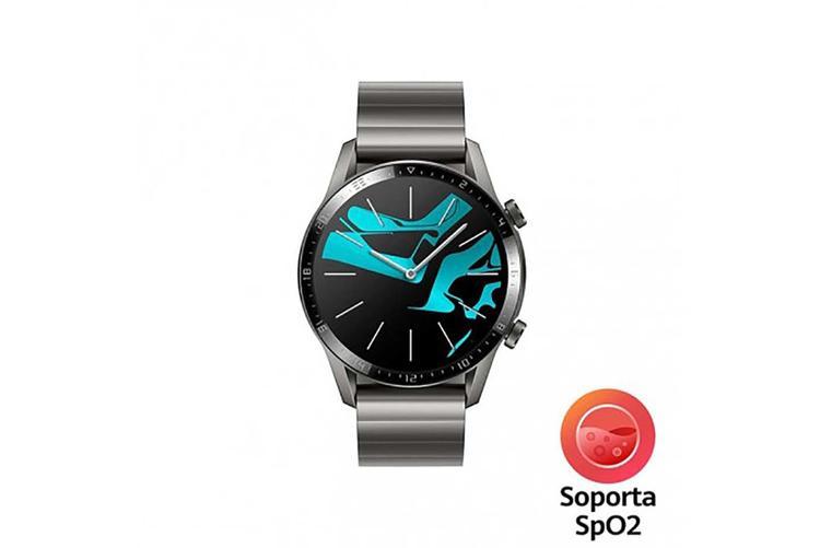 Reloj HUAWEI Watch GT2 46M Plateado
