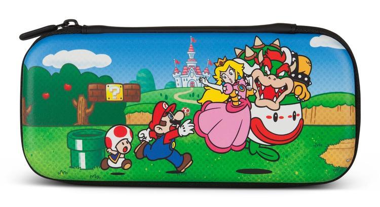 Estuche Nintendo Switch Lite Mushroom Kingdom