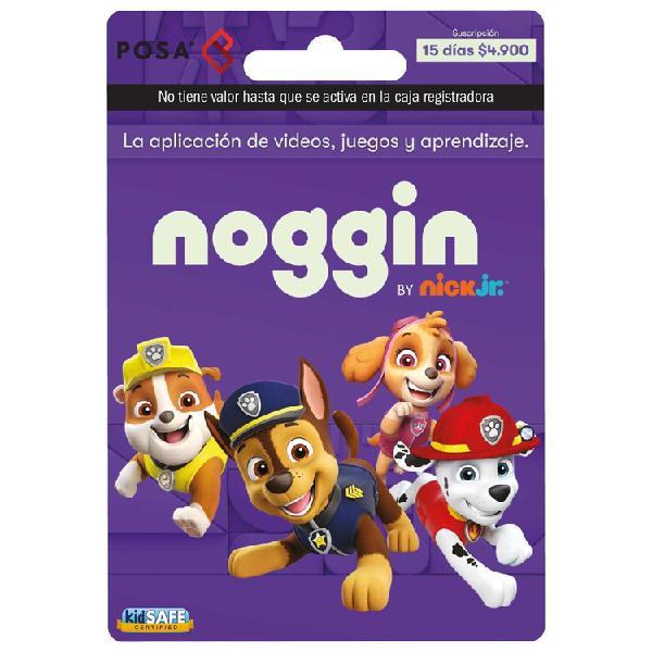 PIN Virtual Noggin 15 Dias