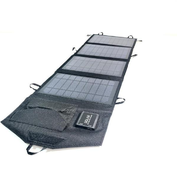 Panel solar plegable 14w