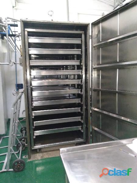Máquinaria Completa Procesamiento y Empacado para la Industria Agroalimentaria