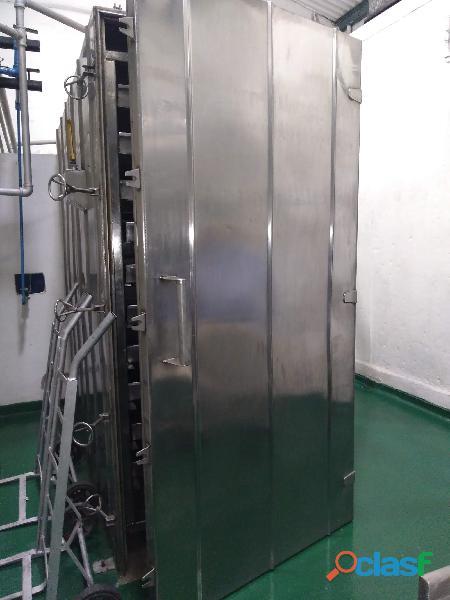 Máquinaria Completa Procesamiento y Empacado para la Industria Agroalimentaria 1