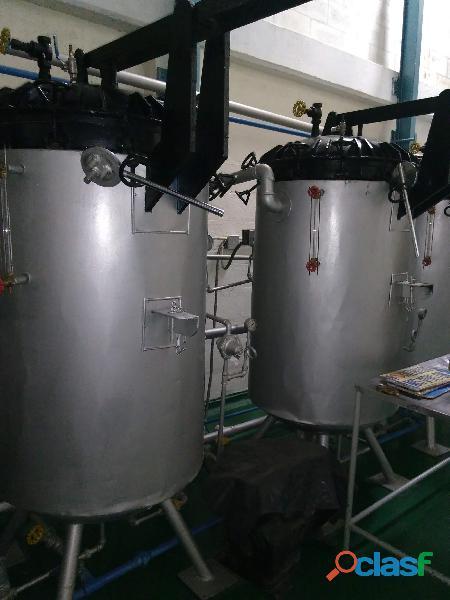 Máquinaria Completa Procesamiento y Empacado para la Industria Agroalimentaria 3