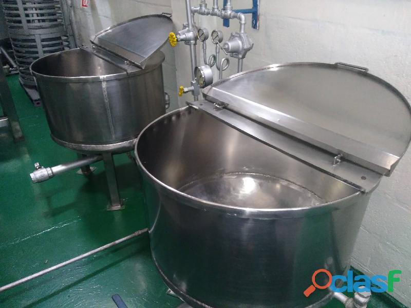 Máquinaria Completa Procesamiento y Empacado para la Industria Agroalimentaria 6