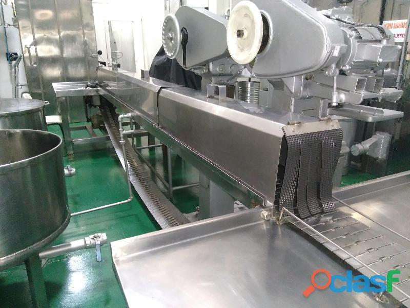 Máquinaria Completa Procesamiento y Empacado para la Industria Agroalimentaria 7