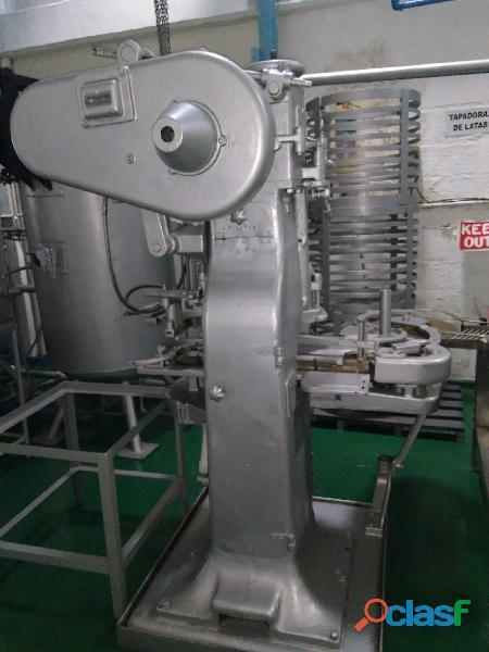 Máquinaria Completa Procesamiento y Empacado para la Industria Agroalimentaria 8