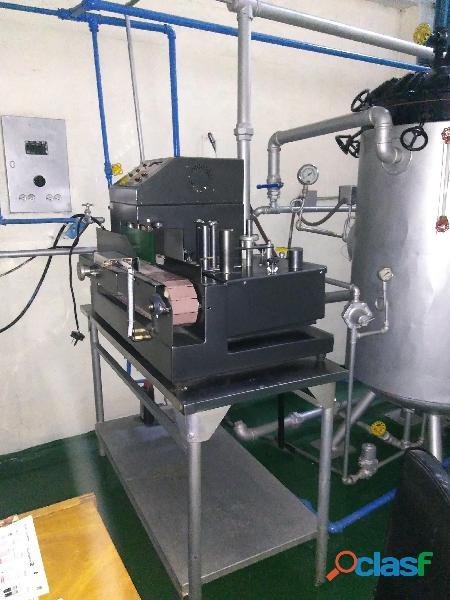 Máquinaria Completa Procesamiento y Empacado para la Industria Agroalimentaria 12