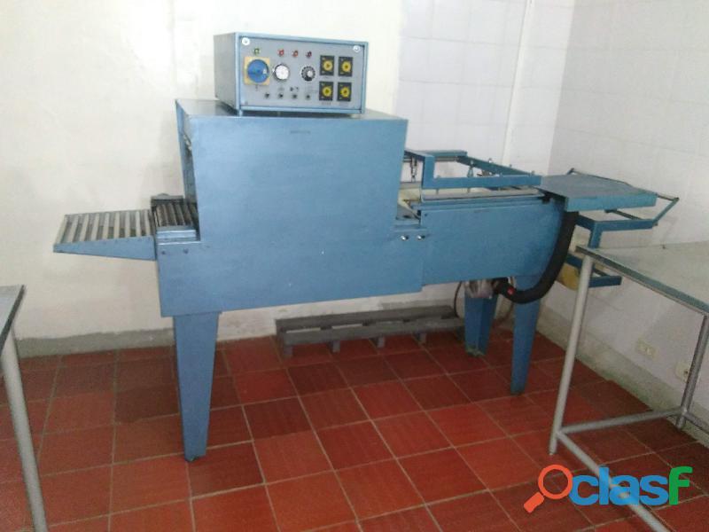 Máquinaria Completa Procesamiento y Empacado para la Industria Agroalimentaria 13