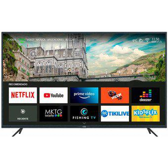 "Televisor Kalley 43"" Smart Bluetooth K-STV43FHDT Amazon"