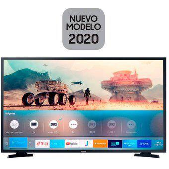 Televisor Led Samsung 32t4300 Tdt Smart Tv 32 Pg Modelo 2020