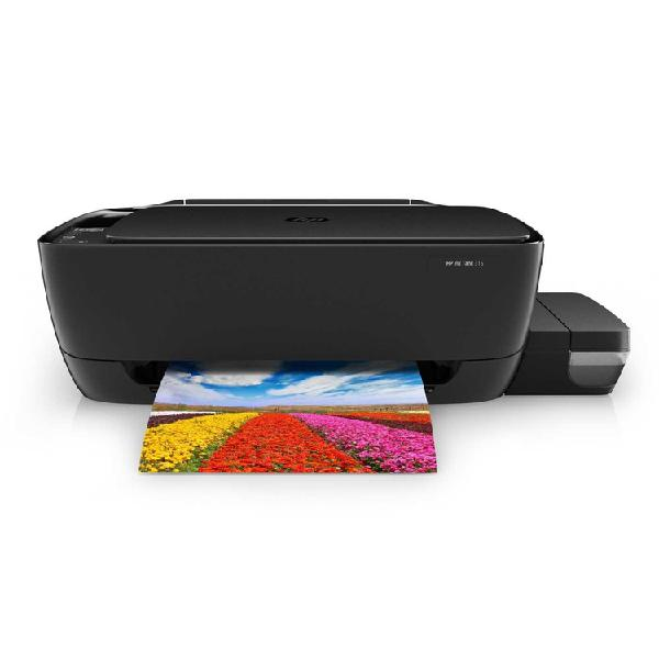 Impresora Multifuncional HP Ink Tank 315 Negra + Curso