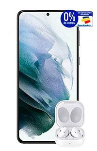 Samsung Galaxy S21 256GB 4G con Obsequio