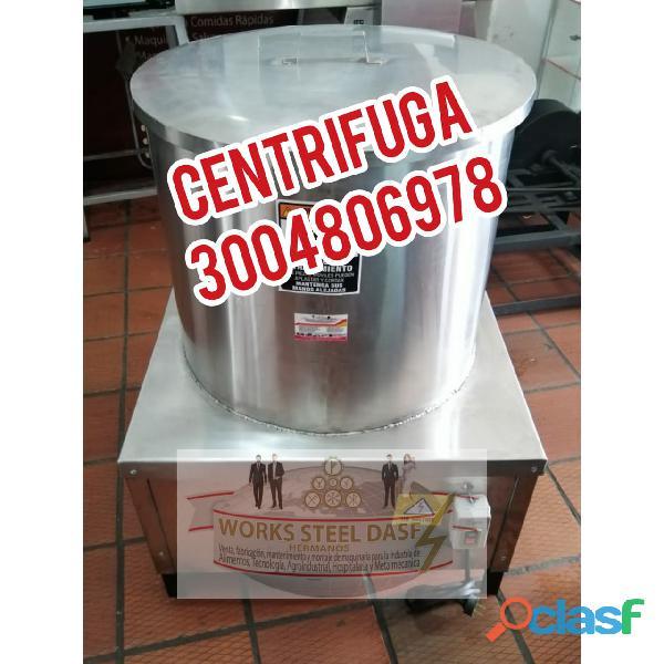 centrifuga lavadora