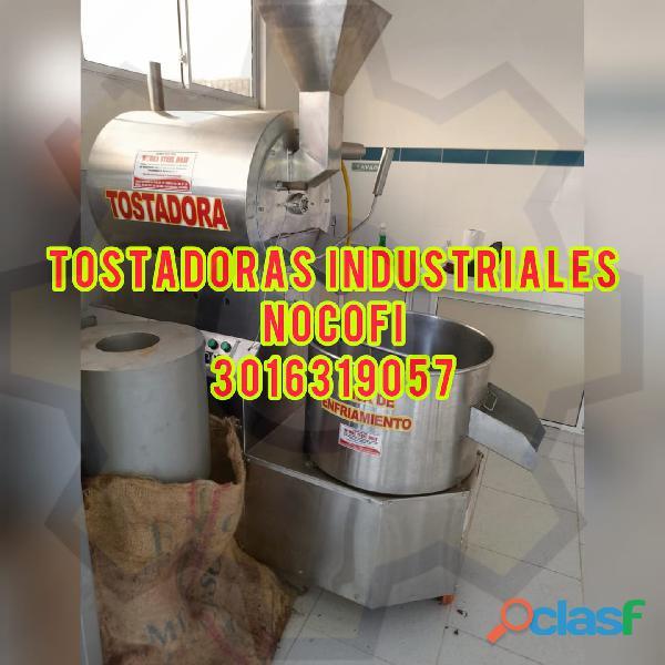 HORNO TOSTADOR DE CACAO EN COLOMBIA