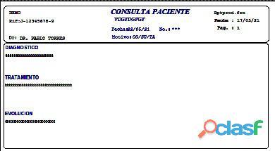 Sistema Control Consultorio Médico 11
