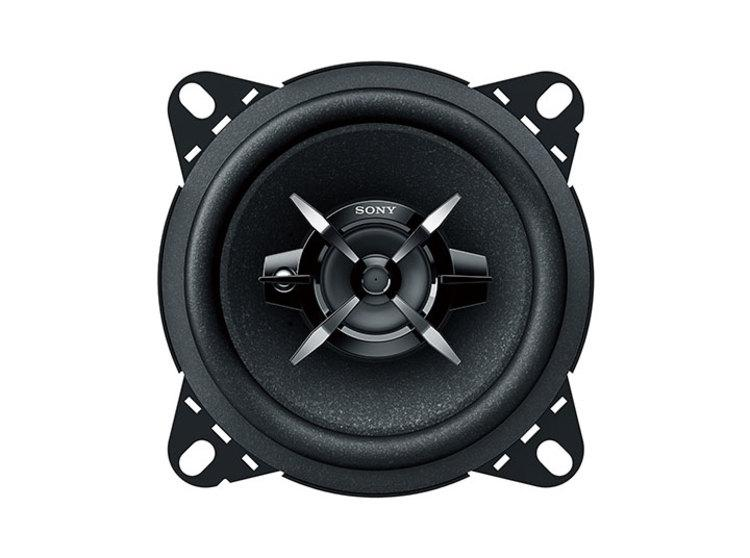 Parlante car audio sony 3 vias xs-fb1030 negro