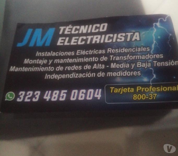 Tecnico electricista