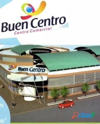 SE VENDE CENTRO COMERCIAL EN CONSTRUCCION 75%