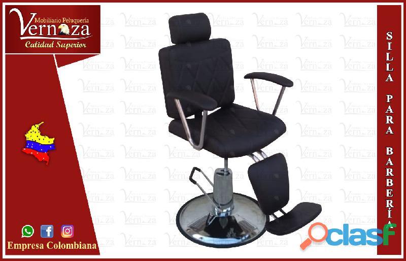 59garantia y respaldo, silla para barberia, recepcion, poltrona manicure, tocador de peluqueria, sal