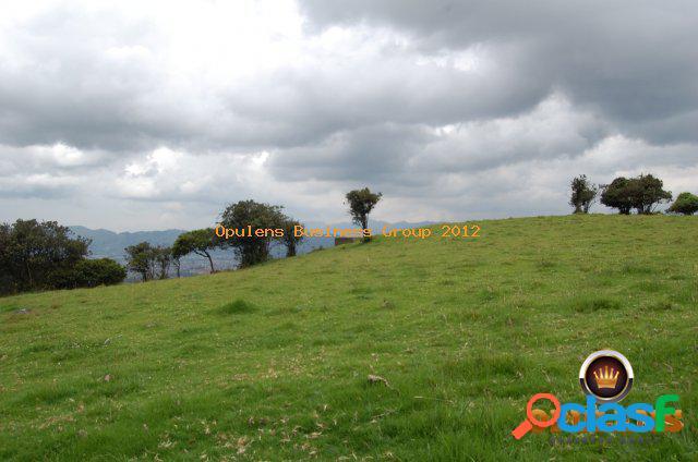 Lote en Venta Balcones de Yerbabuena Bogota Chia A91